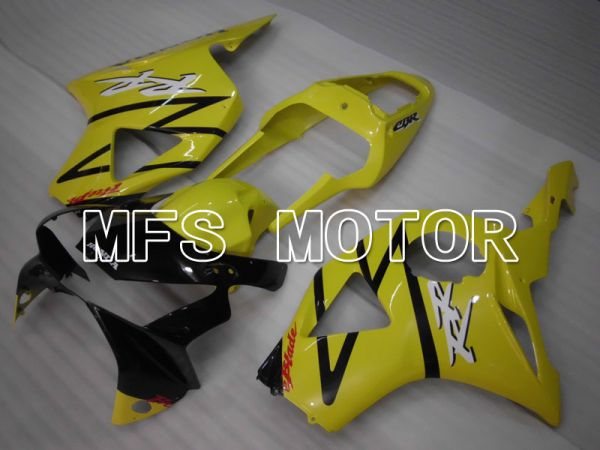 Honda CBR900RR 954 2002-2003 Injection ABS Fairing - Factory Style - Black Yellow - MFS3222