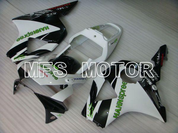 Honda CBR900RR 954 2002-2003 Injection ABS Fairing - HANN Spree - Black White - MFS3228