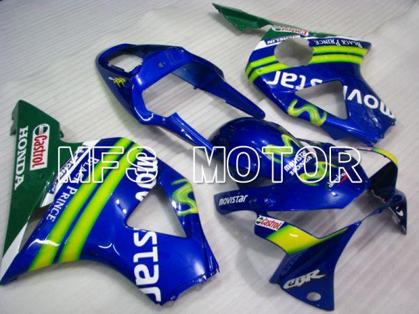 Honda CBR900RR 954 2002-2003 Injection ABS Fairing - Movistar - Blue - MFS3229
