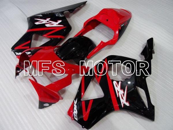 Honda CBR900RR 954 2002-2003 Injection ABS Fairing - Factory Style - Black Red - MFS3240