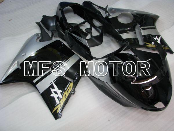 Honda CBR1100XX 1996-2007 Injection ABS Fairing - Factory Style - Black - MFS3256