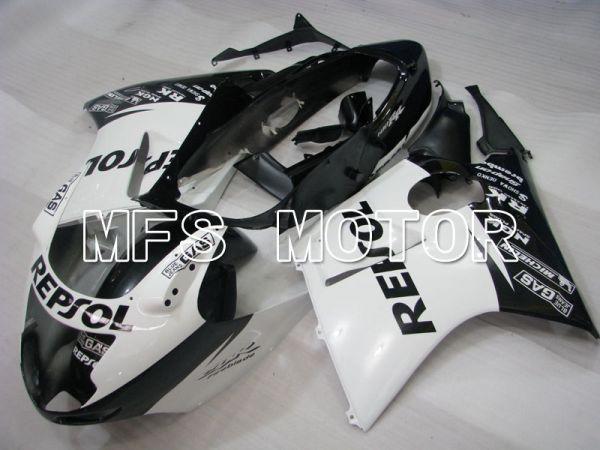 Honda CBR1100XX 1996-2007 Injection ABS Fairing - Repsol - Black White - MFS3258