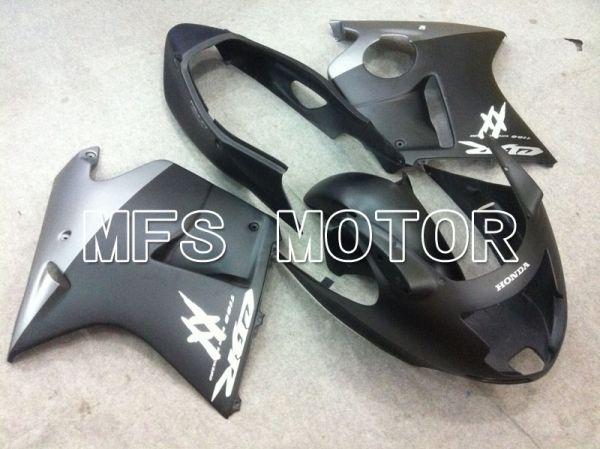 Honda CBR1100XX 1996-2007 Injection ABS Fairing - Factory Style - Black Matte - MFS3262