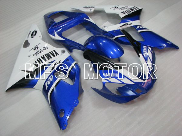 Yamaha YZF-R1 2000-2001 Injection ABS Fairing - Factory Style - Blue White - MFS3273