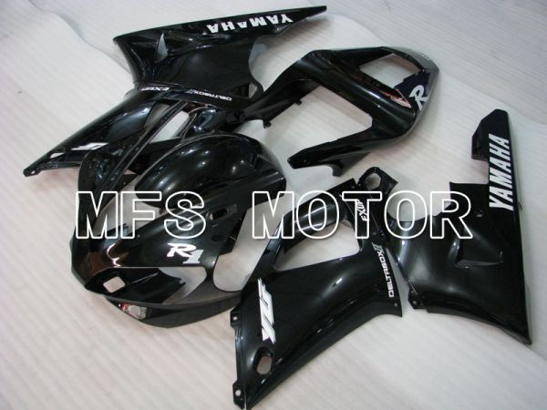 Yamaha YZF-R1 2000-2001 Injection ABS Fairing - Factory Style - Black - MFS3275