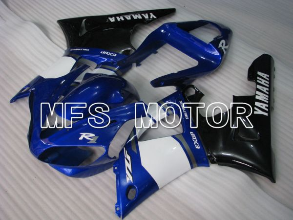 Yamaha YZF-R1 2000-2001 Injection ABS Fairing - Factory Style - Blue Black - MFS3288