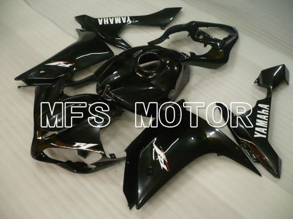 Yamaha YZF-R1 2007-2008 Injection ABS Fairing - Factory Style - Black - MFS3452