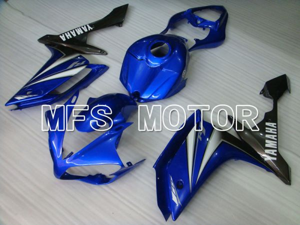 Yamaha YZF-R1 2007-2008 Injection ABS Fairing - Factory Style - Blue - MFS3456