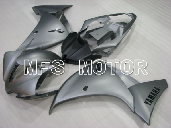 Yamaha YZF-R1 2012-2014 Injection ABS Fairing - Factory Style - Silver Matte - MFS3463