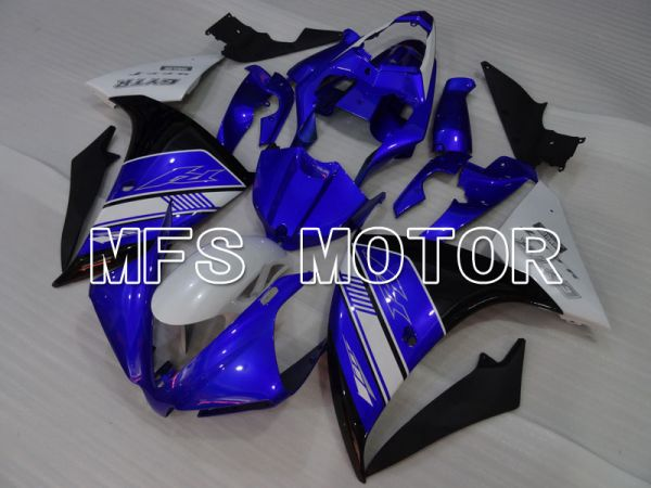 Yamaha YZF-R1 2012-2014 Injection ABS Fairing - Factory Style - Black Blue - MFS3470