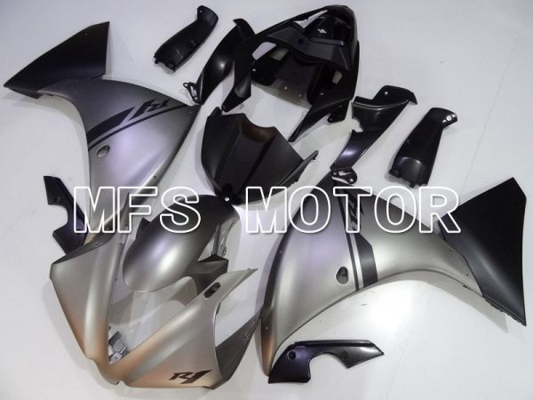 Yamaha YZF-R1 2012-2014 Injection ABS Fairing - Factory Style - Silver Matte - MFS3474