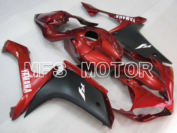 Yamaha YZF-R1 2007-2008 Injection ABS Fairing - Factory Style - Red wine color - MFS3475