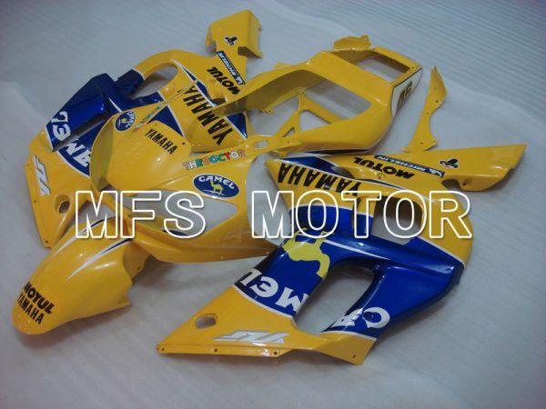 Yamaha YZF-R6 1998-2002 Injection ABS Fairing - Camel - Blue Yellow - MFS3479