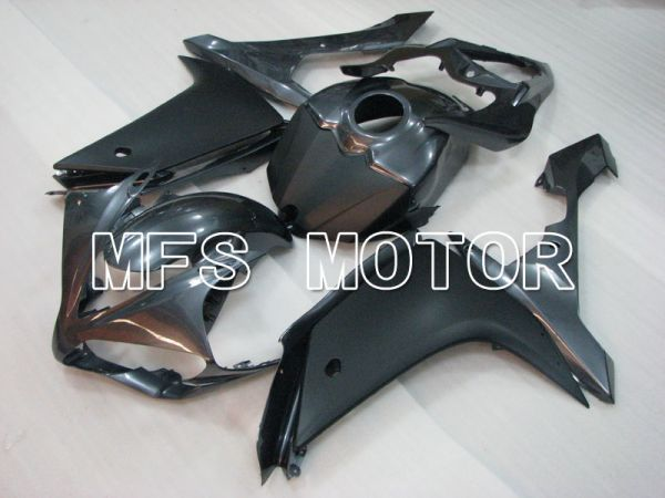 Yamaha YZF-R1 2007-2008 Injection ABS Fairing - Factory Style - Matte Black Gray - MFS3489