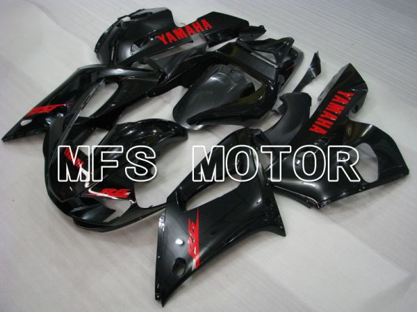 Yamaha YZF-R6 1998-2002 Injection ABS Fairing - Factory Style - Black - MFS3491