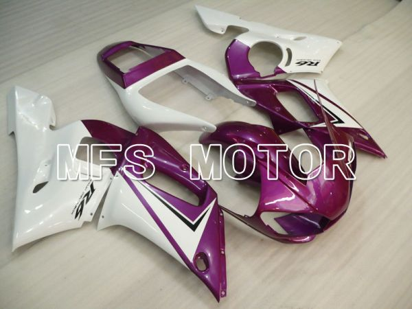 Yamaha YZF-R6 1998-2002 Injection ABS Fairing - Factory Style - Purple White - MFS3493