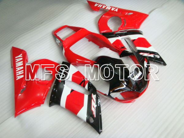 Yamaha YZF-R6 1998-2002 Injection ABS Fairing - Factory Style - Black Red - MFS3496