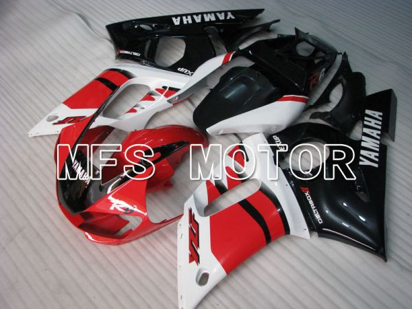 Yamaha YZF-R6 1998-2002 Injection ABS Fairing - Factory Style - Black Red White - MFS3501
