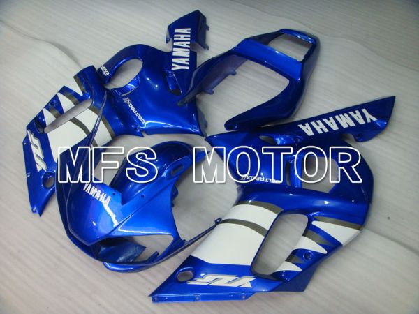 Yamaha YZF-R6 1998-2002 Injection ABS Fairing - Factory Style - Blue White - MFS3503