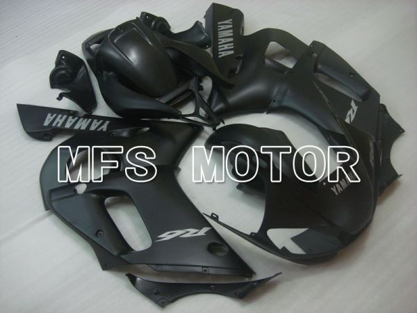 Yamaha YZF-R6 1998-2002 Injection ABS Fairing - Factory Style - Black Matte - MFS3523