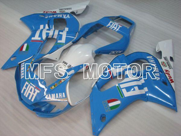 Yamaha YZF-R6 1998-2002 Injection ABS Fairing - FIXI - Blue - MFS3529