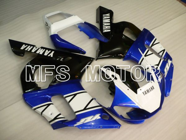 Yamaha YZF-R6 1998-2002 Injection ABS Fairing - Factory Style - Blue White - MFS3536