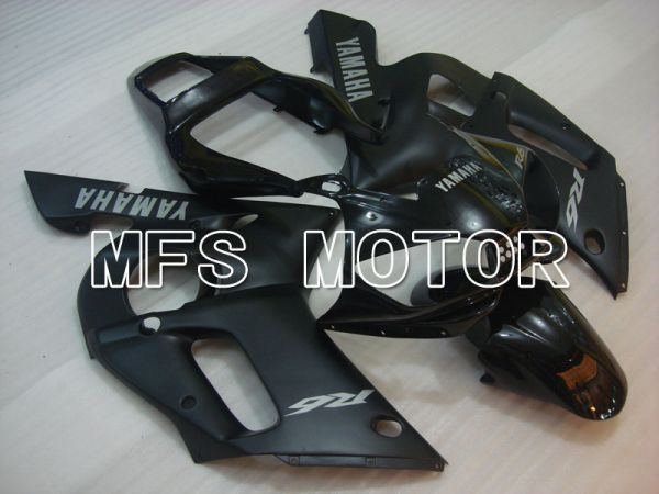 Yamaha YZF-R6 1998-2002 Injection ABS Fairing - Factory Style - Black Matte - MFS3541