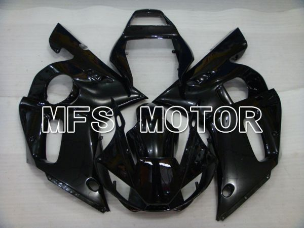 Yamaha YZF-R6 1998-2002 Injection ABS Fairing - Factory Style - Black - MFS3552