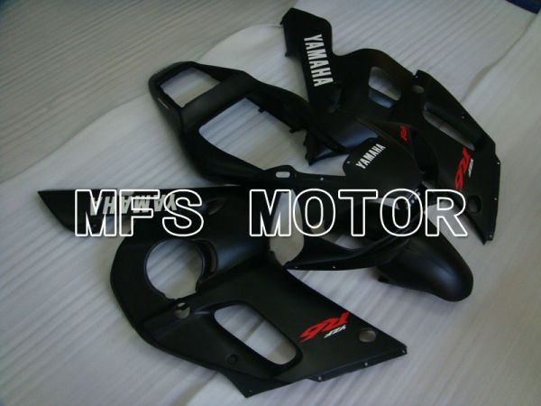 Yamaha YZF-R6 1998-2002 Injection ABS Fairing - Factory Style - Black Matte - MFS3570