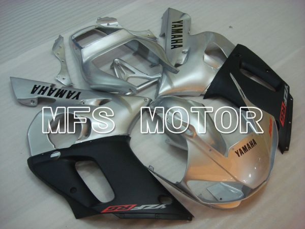 Yamaha YZF-R6 1998-2002 Injection ABS Fairing - Factory Style - Black Silver - MFS3599