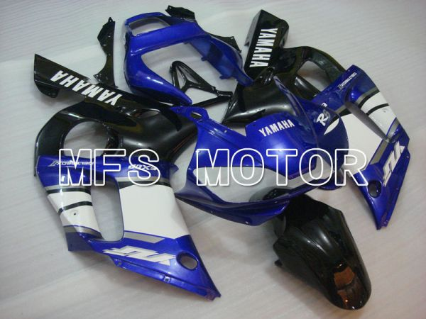 Yamaha YZF-R6 1998-2002 Injection ABS Fairing - Factory Style - Black Blue White - MFS3600