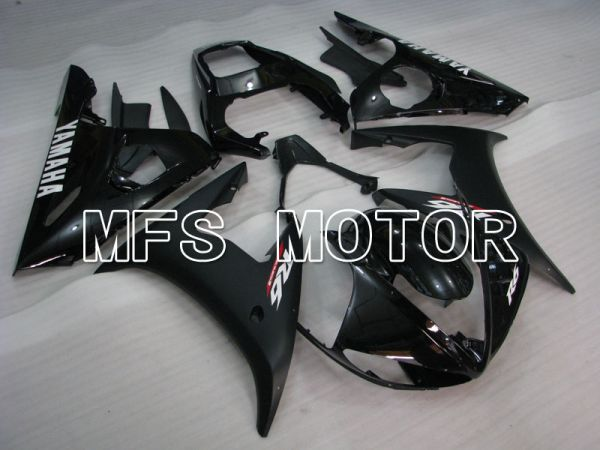 Yamaha YZF-R6 2005 Injection ABS Fairing - Factory Style - Black Matte - MFS3629