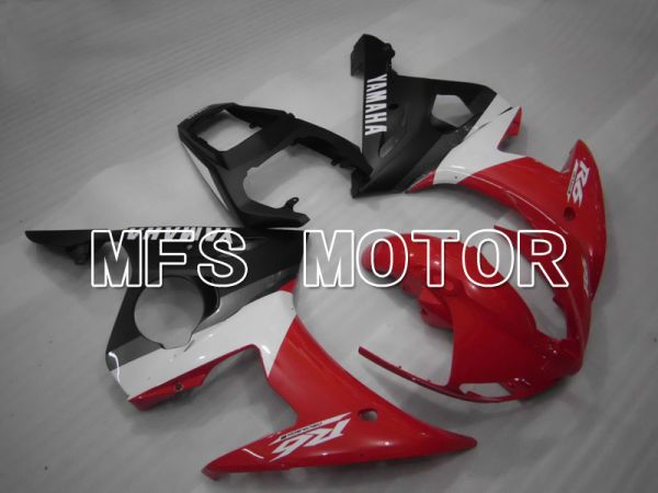 Yamaha YZF-R6 2005 Injection ABS Fairing - Factory Style - Red - MFS3696