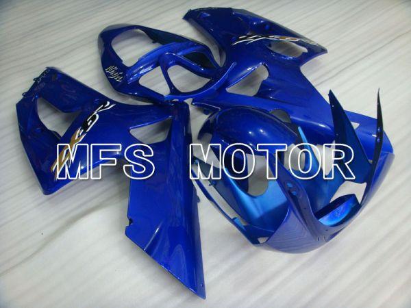 Kawasaki NINJA ZX6R 2003-2004 Injection ABS Fairing - Factory Style - Blue - MFS3699