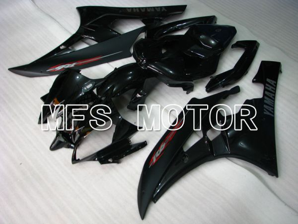 Yamaha YZF-R6 2006-2007 Injection ABS Fairing - Factory Style - Black Matte - MFS3709