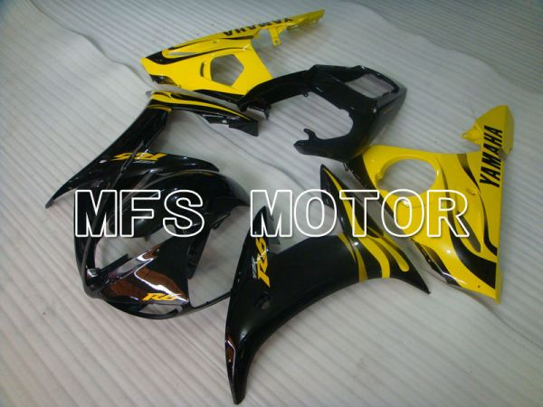 Yamaha YZF-R6 2005 Injection ABS Fairing - Factory Style - Yellow Black - MFS3711