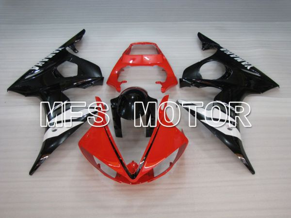 Yamaha YZF-R6 2005 Injection ABS Fairing - Factory Style - Red Black - MFS3728