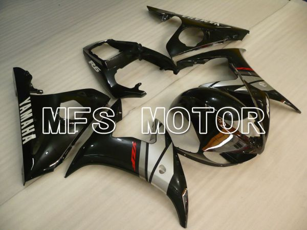 Yamaha YZF-R6 2005 Injection ABS Fairing - Factory Style - Black - MFS3741