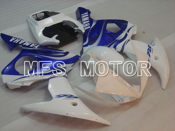 Yamaha YZF-R6 2005 Injection ABS Fairing - Factory Style - Blue White - MFS3747