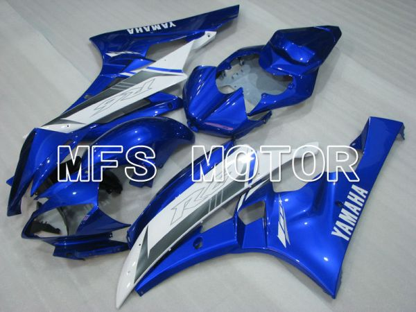 Yamaha YZF-R6 2006-2007 Injection ABS Fairing - Factory Style - Blue White - MFS3809