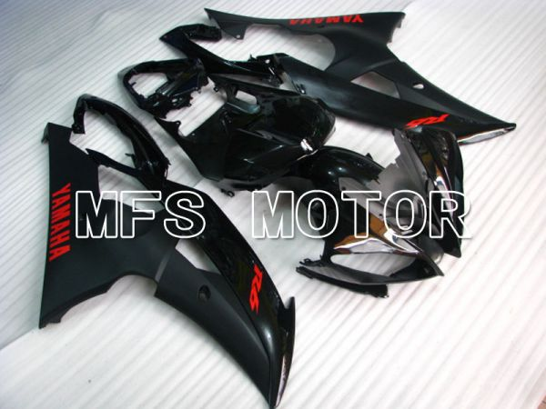 Yamaha YZF-R6 2008-2016 Injection ABS Fairing - Factory Style - Matte Black - MFS3824