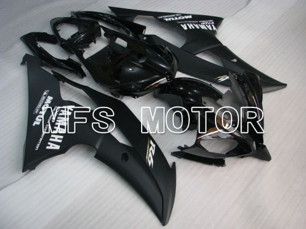 Yamaha YZF-R6 2008-2016 Injection ABS Fairing - Factory Style - Matte Black - MFS3831