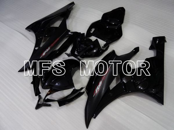Yamaha YZF-R6 2006-2007 Injection ABS Fairing - Factory Style - Black Matte - MFS3836