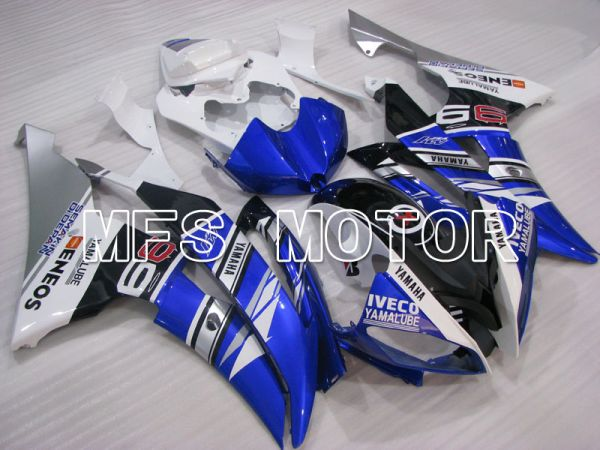 Yamaha YZF-R6 2008-2016 Injection ABS Fairing - ENEOS - Blue Black - MFS3853