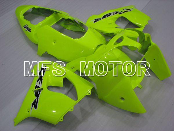 Kawasaki NINJA ZX9R 2000-2001 ABS Fairing - Factory Style - Green - MFS3857