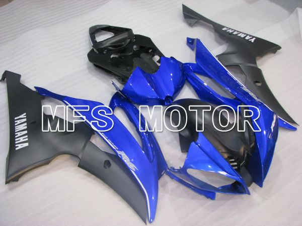 Yamaha YZF-R6 2008-2016 Injection ABS Fairing - Factory Style - Blue Black - MFS3865