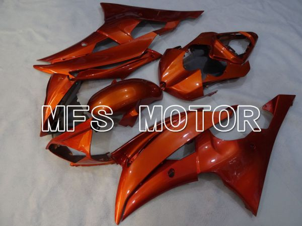 Yamaha YZF-R6 2008-2016 Injection ABS Fairing - Factory Style - Orange - MFS3877