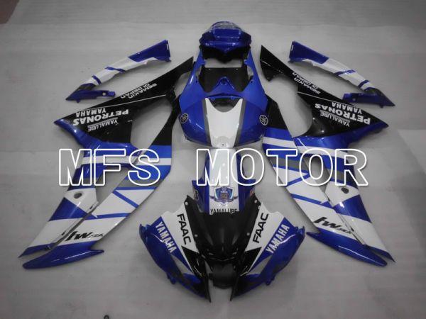 Yamaha YZF-R6 2008-2016 Injection ABS Fairing - PETRONAS - Blue White - MFS3880