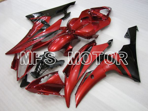 Yamaha YZF-R6 2008-2016 Injection ABS Fairing - Factory Style - Red - MFS3893