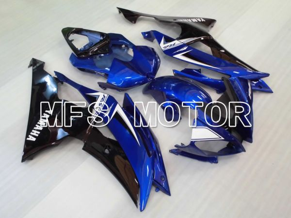 Yamaha YZF-R6 2008-2016 Injection ABS Fairing - Factory Style - Blue Black - MFS3899